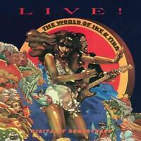 Ike & Tina Turner - The World of Ike & Tina (Live) (2018)  CD  NEW  SPEEDYPOST