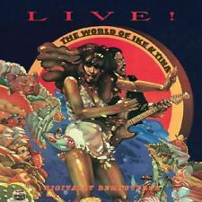 Ike & Tina Turner - The World of Ike & Tina (Live) (2018)  CD  NEW  SPEEDYPOST