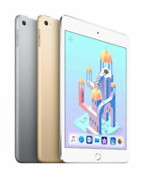 "Apple iPad Mini 4 4th Gen 7.9"" [16GB/32GB/64GB/128GB] WiFi / WiFi+Cellular 4G"