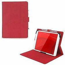 """Accessori Tablet eBook Tucano Tab-fap10-r 10"""" Custodia a Libro Rosso Custod"""