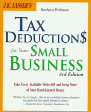 USED (LN) J.K. Lasser's Tax Deductions for Your Small Business (3rd ed) by Barba