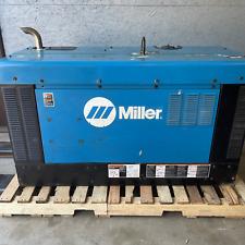 2015 Miller Big Blue 400 Pro Diesel Welder Generator Kubota Welding 4060 Hrs