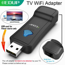 EDUP 300M WiFi USB Dongle Smart TV Wireless Wi-Fi Lan Adapter 2.4GHz 802.11b/g/n