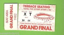 #D226.  1982  SANFL AUSTRALIAN RULES FOOTBALL GRANDFINAL TICKET