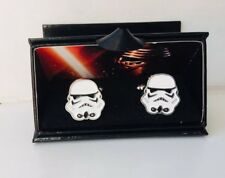 Star Wars Storm Trooper Cufflinks Gift New Cuff Link Men's Gift