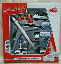 DICKIE TOYS CITY Airport Playset  NEW in BOX.