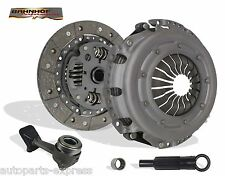 CLUTCH KIT AND SLAVE BAHNHOF HD FOR 2000-2004 FORD FOCUS 2.0L 4CYL ONLY DOHC