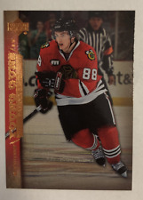 2007-08 Upper Deck #210 Patrick Kane YG RC - NM-MT
