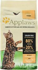 Applaws Dry Cat Food Adult Chicken, 2kg