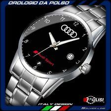 Orologio da polso Audi Sport watch sline s quattro montre clock a1 a3 a4 a5 TT