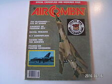 ** Air Combat 05/1980 Son of Spooky / Camouflaged B-1 / Bitburg Eagles