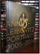 Annie Leibovitz ✎SIGNED✎ Portraits 2005-2016 Sealed Deluxe Large Gift Hardcover
