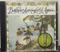 BUFFALO SPRINGFIELD - Again ~ CD ALBUM
