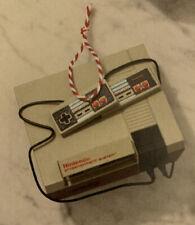 Hallmark 2020 NES Console Nintendo Mario Brothers Ornament Mario