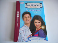 BIBLIOTHEQUE ROSE - LE BAL DE PROMO / WAVERLY PLACE - DISNEY