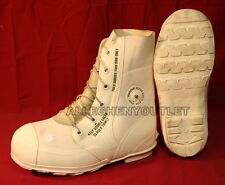 US Military MICKEY MOUSE BUNNY BOOTS -30° ECW USGI White 8 W NEW Made in USA