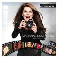 MARIANNE ROSENBERG - DIE SINGLE COLLECTION 1970-2011  (2 CD)  SCHLAGER  NEU
