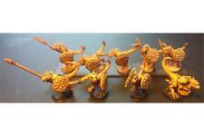 15mm Fantasy Scalian Spearmen with Shields (35 figures)