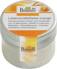 Birkmann Lebensmittelfarbe konzentriertes Färbepulver Orange (10g (47,50€/100g)