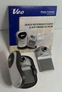 BUNDLE! Veo Photo Traveler for iPaq Pocket PC PDA w/ 1 xtra + CD ROM Software!