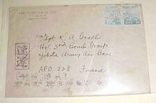 Korea Japan Usapo 328 , 1947