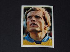 87 ANDERSSON OESTER VAEXJOE SVERIGE C1 FOOTBALL BENJAMIN EUROPE 1980 PANINI