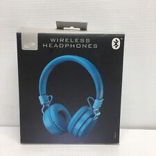 iLive Bluetooth Wireless Headphone Blue Iahb6Bu