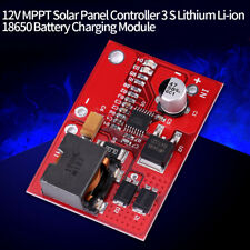 12V MPPT Solar Panel Controller Batterie Lademodul Battery Charging Module 3A
