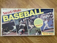 1990 Strat-O-Matic Baseball Game Style 10 Player Cards