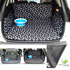 Pet Dog Trunk Cargo Liner - Oxford Car Suv Seat Cover - Waterproof Floor Mat .