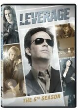 Leverage - Leverage: Season 5 [New DVD] Boxed Set, Dolby, Subtitled, Widescreen,