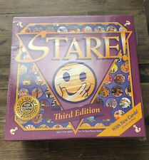 *NEW* Stare! Stare Family Fun Board Game 3rd Edition Test Your Memory To The Max
