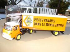 RENAULT SAVIEM SM 8 T Camion Semi Remorque PIECES RENAULT 1/43 Neuf en Boite