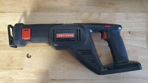CRAFTSMAN 315.114270 19.2v C3 CORDLESS RECIPROCATING SAW TOOL ONLY Tested Works