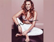 "~~ JESSICA McNAMEE Authentic Hand-Signed ""Sexy CHIPS Actress"" 8x10 Photo ~~"
