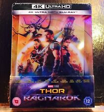 STEELBOOK Blu-Ray Thor RAGNAROK  [ Zavvi Limited ] 2D/4K