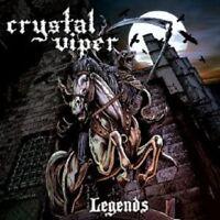 """CRYSTAL VIPER """"LEGENDS"""" CD NEU"""