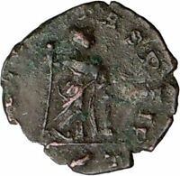 CONSTANS Constantine I the Great son 337AD Ancient Roman Coin SECURITAS i20427