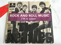 The Beatles - Rock and Roll Music-Single-Vinyl