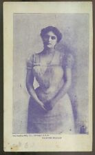 1905 American Actress & Businesswoman Maxine Elliot Postcard