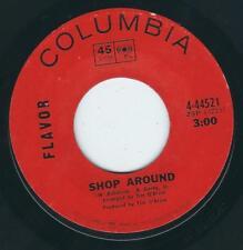 1968 - Garage Soul Flavor COLUMBIA 44521 Shop around / Sally had a party ♫