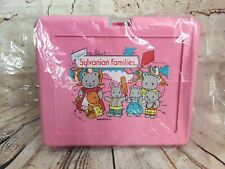 More details for vintage 1988 sylvanian family lunch box bluebird toys