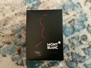 LIMITED EDITION MONTBLANC ALFRED HITCHCOCK Blood Red Writing Ink 30ml #107744
