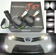 LED Kit N1 50W 9040 6000K White Two Bulbs Fog Light Replacement Upgrade Lamp OE