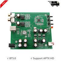 CSR8675+AK4493 Bluetooth DAC Board BT5.0 Support 24Bit APTX HD CSR8675 Finished