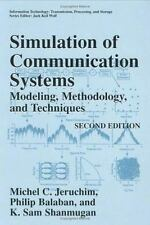 Information Technology Transmission, Processing and Storage: Simulation of Commu