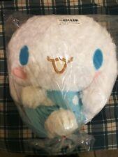 Furyu Cinamoroll Blue Baby Angel With Bib Plushy