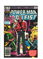 Power Man and Iron Fist #90 FN/VF 7.0 Newsstand Marvel Comics Bronze Age 1983