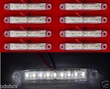 8 x 9 LEDs 12V blanc latéral avant FEUX DE POSITION camping-car CAMION CARAVANE