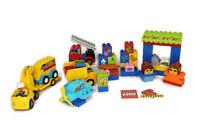 ~~LEGO DUPLO BUNDLE VEHICLES, TRUCKS, PLANE, CARS, SHOP & FIGURES